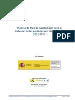 Modelo Plan Local Discapacidad Def Def