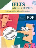 220 Speaking Topics
