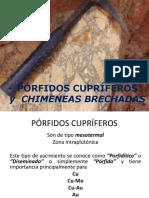 5Porfidos Cupriferos y Chimeneas Brechadas Cupriferas