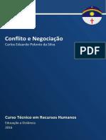 Caderno de RH -Conflito e Negociação