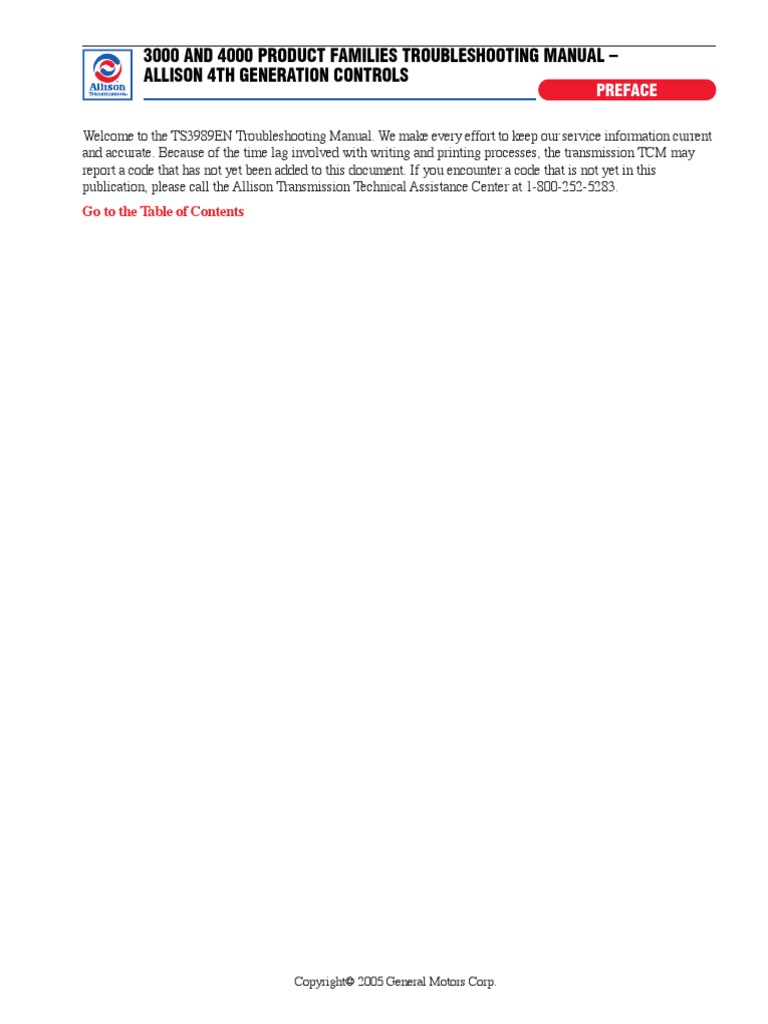 Allison trans.pdf | Manual Transmission | Transmission (Mechanics)