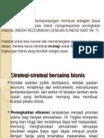 4. Strategi Bersaing Bisnis