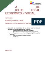 FADLES - CURSO FORMADOR DE FORMADORES - ACTIVIDAD01