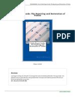 Violin Repair Guide the Repairing and Restoratio Doc
