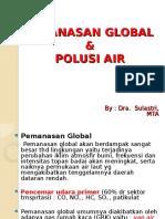 7. Polusi Udara & Air