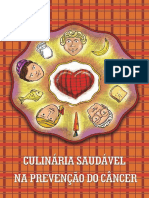 Culinaria Saudavel Prevencao Cancer SESPA 2014