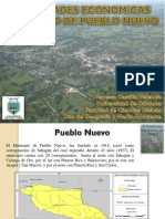 Proyecto Pueblo Nuevo Córdoba