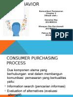 Komunikasi Pemasaran Chapter 3 Buat Bsk Ppt
