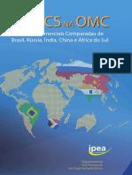 OS BRICS Na OMC _ Políticas Comerciais Comparadas