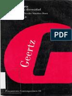 Geertz Clifford - Los Usos De La Diversidad.pdf
