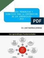 (3) Procesos Pedagogicos y Didacticos 2015-SEC.pptx