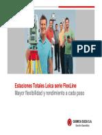 Manejo de  Estación Total Leica TS 02-06-09 Completo V2