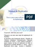 Manual do Replicador