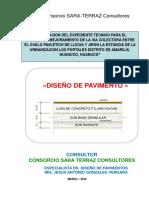 1.0 Diseño de Pavimento-consolidado
