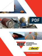 OIL Hoses Brochure 1 Page