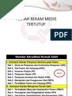 Telaah Rekam Medis Tertutup - Dr. Nico