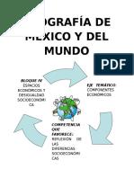Cuadernillo Geografía Bloque IV Nuevo