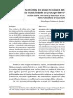 os indios na história do brasil no seculo xix.pdf
