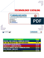ETEK Technology ( Promotional Catalog )