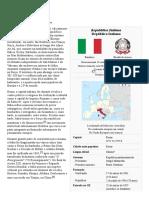 Itália – Enciclopédia Livre