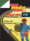 Guia de Instalacion Durman Gas