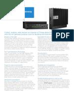 Dell Gateway 5000 IoT Specsheet PDF