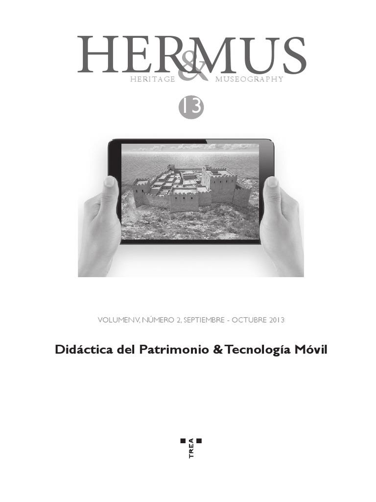 Hermus - Didactica del Patrimonio y Tecnologia Movil.pdf