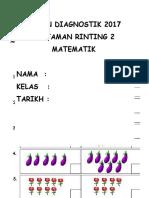 diagnostik matematik
