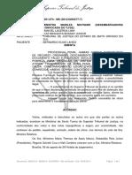 Declaração Falsa de Hipossuficiência. Falsidade Ideológica e Uso de Documento Falso Ementa