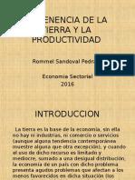 LA TENENCIA DE LA TIERRA Y LA PRODUCTIVIDAD.ppt