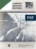 Cuaderno de Arquitectura Mesoamericana, Num. 24 Febrero 1993
