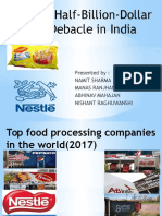 Nestle Blunder With Maggi P&B MGT