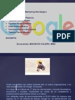 Google Tarea Semanal