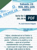 La Familia Roles