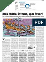 Artículo La Vanguardia Gestión Pymes