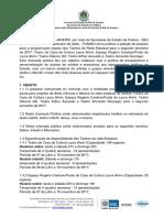 Regulamento Pauta Teatros RJ 2017 2