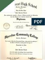 Jade Lauw  Education Achievement