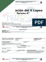 Planificación Del II Lapso MARIEL