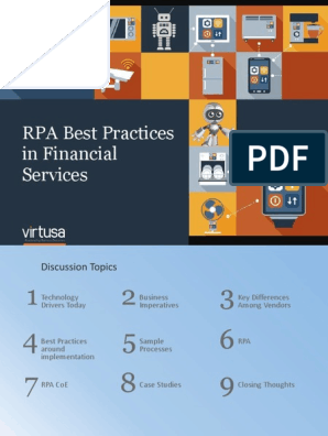 Best Practices for RPA_Virtusa_BGraham | Automation