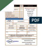 Procedimiento de Recursos, Funciones, Responsabilidades y Autoridad