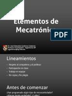 Presentacion Mecatronica UP 1