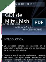 Gdi Mitsubishi