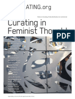 OnCurating Issue 29 Curating in Feminist