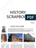 History of Architecture (Industrial Revolution to Post Modern)