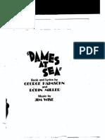 Dames+At+Sea