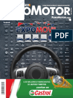 Revista Puro Motor Expomovil 2017