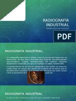 Radiografía Industrial Expo
