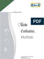 1-Guide Utilisation Classe Nomade Multilab