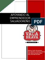 Proyecto de Apoyo Al Emprendedor Salvadoreño