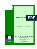 Alvares de Azevedo - Poemas Malditos